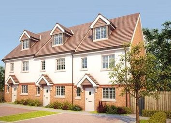 Thumbnail 4 bed end terrace house for sale in Bagshot Road, Knaphill, Surrey GU212Rn