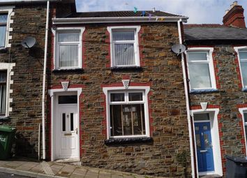 Thumbnail 3 bed terraced house for sale in Lyle Street, Mountain Ash