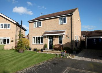 Thumbnail 4 bedroom detached house for sale in Wilstrop Farm Road, Copmanthorpe, York