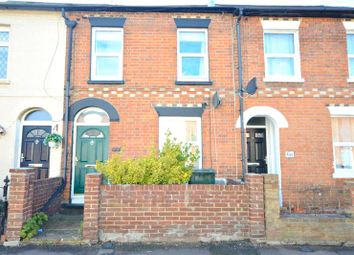 Thumbnail 2 bed terraced house for sale in Sherman Road, Reading, Berkshire