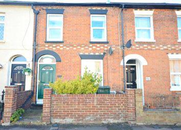 Thumbnail 2 bedroom terraced house for sale in Sherman Road, Reading, Berkshire