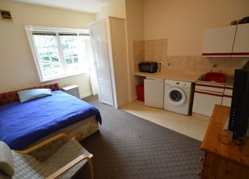 Thumbnail Studio to rent in London Road, Clarendon Park