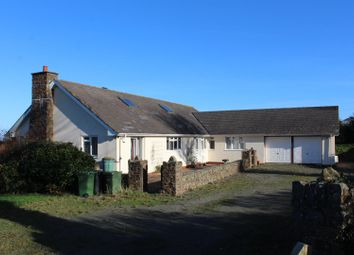 Thumbnail 5 bedroom detached bungalow for sale in Barton Lane, Berrynarbor, Ilfracombe