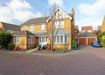 Thumbnail 5 bed detached house for sale in Lorimar Court, Sittingbourne, Kent