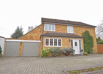 Elvetham Road, Fleet GU51. 4 bed detached house for sale