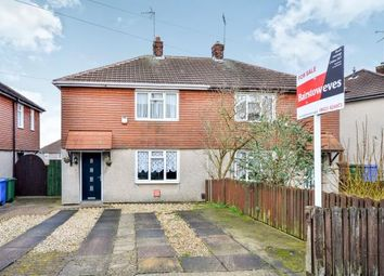Thumbnail 2 bedroom semi-detached house for sale in Langford Road, Mansfield, Nottinghamshire