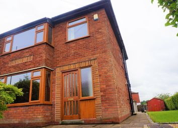 Thumbnail 3 bed semi-detached house for sale in Dunkirk Avenue, Preston