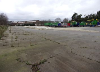 Land to let in Tank Hill Road, Purfleet RM19