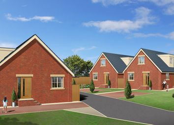Thumbnail 3 bed detached bungalow for sale in Plot 3, Lynton Court, Darton, Barnsley