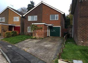 Thumbnail 4 bed detached house to rent in Studio Close, Kennington, Ashford, Kent.