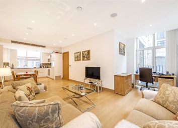 Thumbnail 2 bed flat for sale in Red Lion Court, London