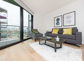 Thumbnail 2 bed flat to rent in Four Riverlight Quay, London