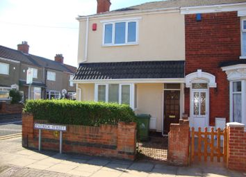 Thumbnail 3 bed end terrace house to rent in Patrick Street, Grimsby, Lincolnshire
