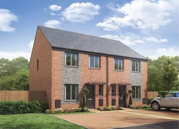 "Thumbnail 3 bed semi-detached house for sale in ""The Rochester"" at Whinney Hill, Durham"