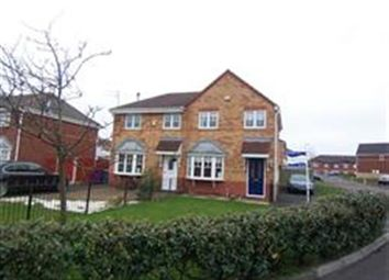 Thumbnail 3 bed semi-detached house to rent in Leo Close, Knotty Ash, Liverpool