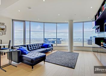 Thumbnail 2 bed property for sale in Charrington Tower, London