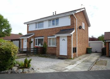 Thumbnail 2 bed semi-detached house to rent in Ash Meadow, Lea, Preston