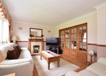 Thumbnail 4 bedroom bungalow for sale in London Road, West Kingsdown, Sevenoaks, Kent