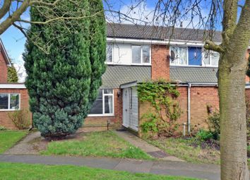 Thumbnail 3 bed end terrace house to rent in Wey Close, Camberley