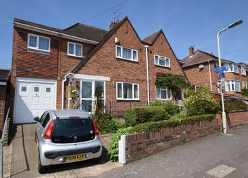 Thumbnail 4 bedroom semi-detached house for sale in Fielding Road, Birstall, Leicester
