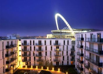 Thumbnail 2 bed flat to rent in Empire Way, Wembley Park