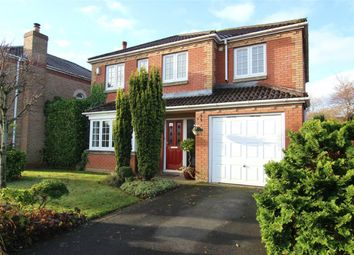 Thumbnail 4 bed detached house for sale in 7 Pinecroft, Carlisle, Cumbria