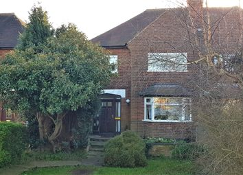 Thumbnail 3 bed semi-detached house to rent in Lincoln Road, Newark