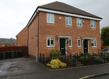 Thumbnail 2 bed semi-detached house for sale in Brook Road, Birmingham, West Midlands