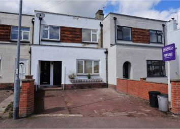 Thumbnail 1 bedroom flat for sale in The Crescent, Wigston