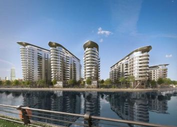 Thumbnail 3 bedroom flat for sale in X1 Manchester Waters Apartment, Pomona Strand, Manchester