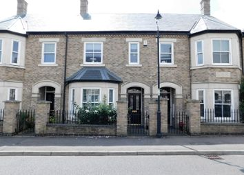 Thumbnail 2 bed terraced house for sale in Bronte Avenue, Fairfield, Stotfold, Herts
