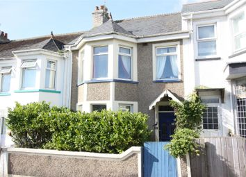 Thumbnail 5 bed town house for sale in Edgcumbe Avenue, Newquay