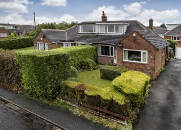 Thumbnail 3 bed semi-detached bungalow for sale in Moorlands Crescent, Mount, Huddersfield