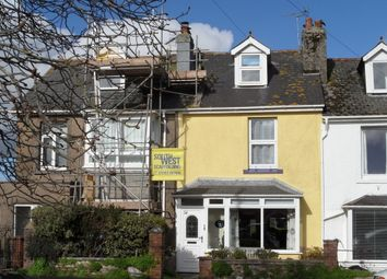 Thumbnail 2 bed terraced house for sale in Church Road, Dartmouth