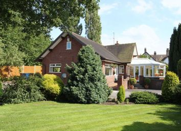 Thumbnail 2 bed bungalow for sale in Brough Lane, Trentham, Stoke-On-Trent