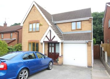 Thumbnail 4 bed property for sale in Broomhill Avenue, Worksop