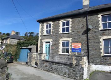 Thumbnail 3 bed terraced house for sale in Primrose Hill, Aberystwyth, Ceredigion