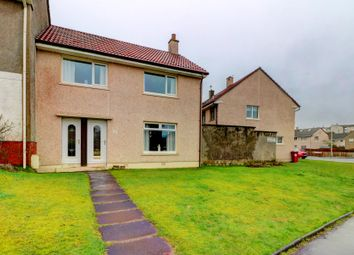 Thumbnail 3 bed end terrace house for sale in Chalmers Crescent, East Kilbride, Glasgow
