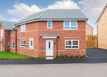 "Thumbnail 3 bed detached house for sale in ""Eskdale"" at Lee Lane, Royston, Barnsley"