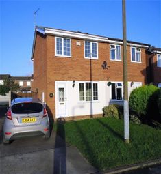 Thumbnail 2 bed town house to rent in Birches Close, Burton On Trent, Staffs