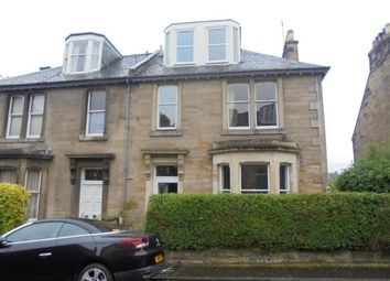 Thumbnail 4 bed flat to rent in Upper Coltbridge Terrace, Murrayfield
