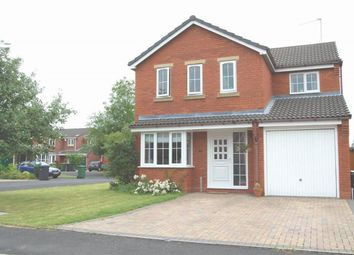 Thumbnail 4 bed detached house to rent in Eclipse Road, Alcester