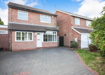 Thumbnail 4 bed detached house for sale in Greenheart, Amington, Tamworth
