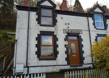 Thumbnail 2 bed terraced house for sale in Bron Berwyn, Corwen