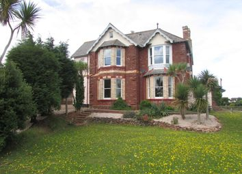 Thumbnail 7 bed detached house for sale in Burridge Road, Chelston Torquay