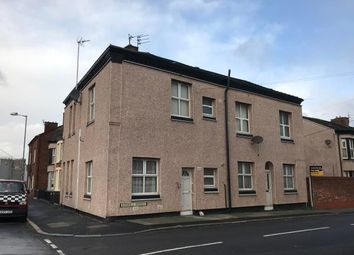 Thumbnail 2 bed flat for sale in 25 & 25A Peel Road, Bootle, Merseyside