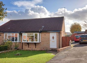 Thumbnail 2 bed semi-detached bungalow for sale in High View Close, Tisbury, Salisbury