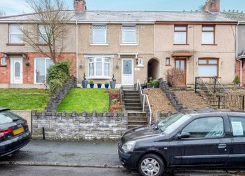 Thumbnail 3 bed terraced house for sale in Wellfield Avenue, Neath