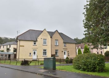 Thumbnail 3 bed semi-detached house for sale in Bannockburn Street, Greenock
