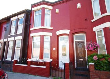 Thumbnail 3 bed terraced house to rent in Litherland Road, Bootle